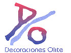 Logotipo de Decoraciones Olite