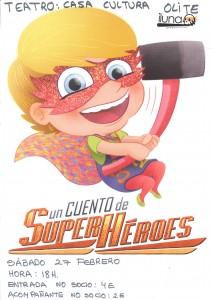 CUENTO SUPERHEROES
