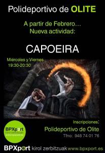 Capoeira Olite