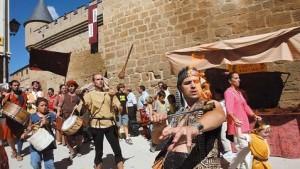 olite_fiestas medievales_COMEFUEGOS
