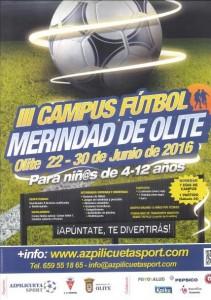 III Campus Olite