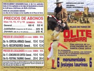 Plaza toros Olite1