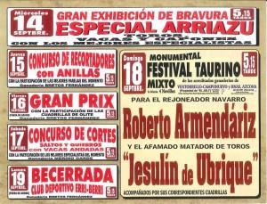 Plaza toros Olite2