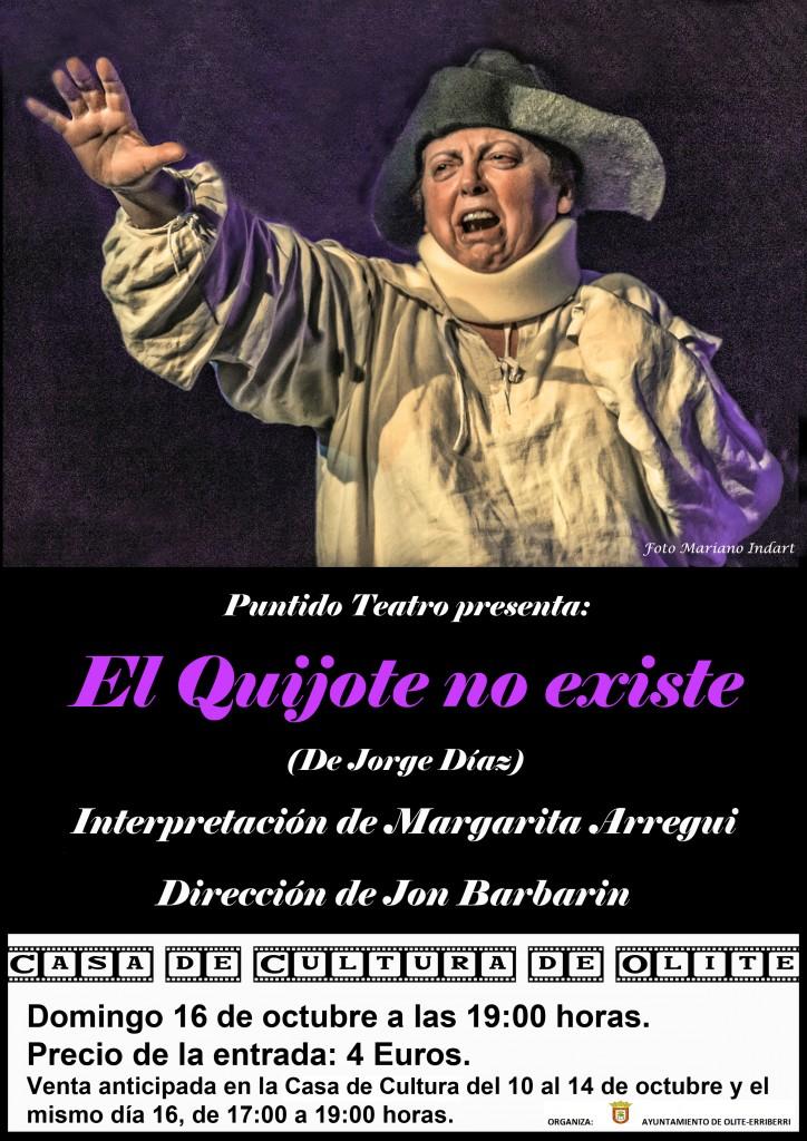 El Quijote no existe