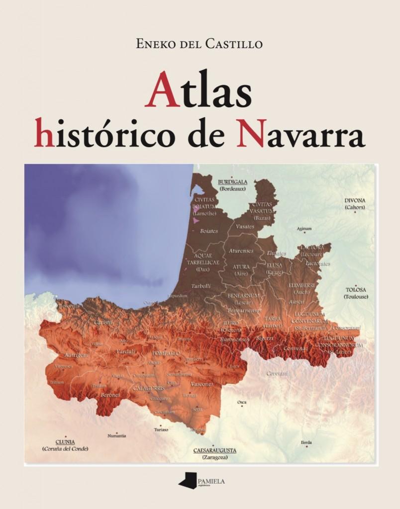 Cartel presentación atlas historico