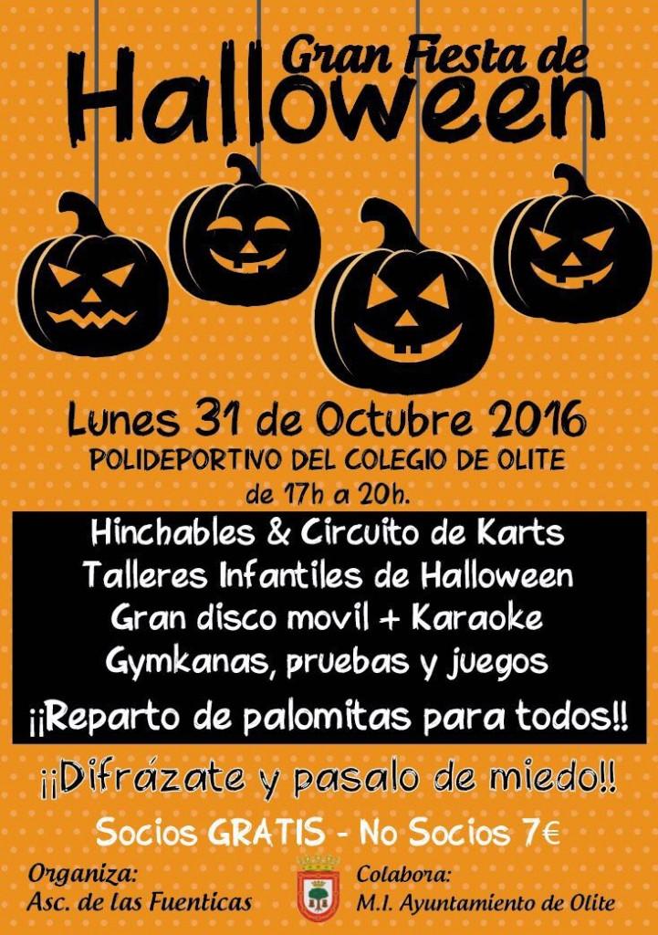 Halloween Olite-Erriberri