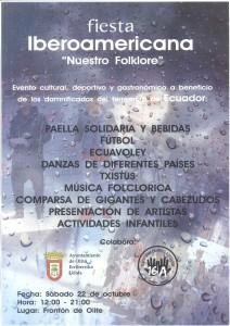 fiesta iberoamericana