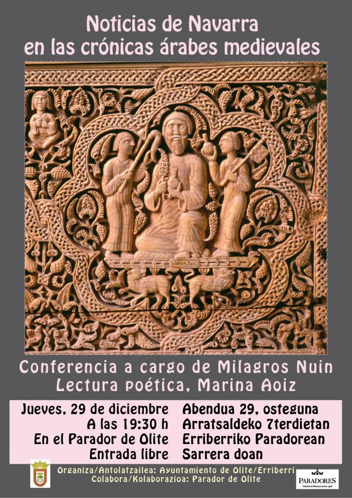 Conferencia Milagros Nuin 19-XII-2016