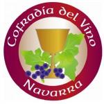 logotipo cofradia del vino navarra