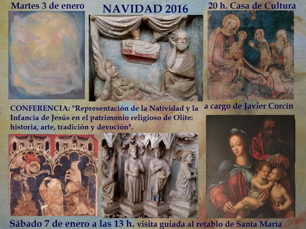 CONFERENCIA REPRESENTACION DE LA NATIVIDAD
