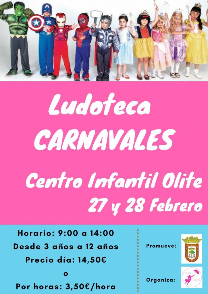 Ludoteca de Carnavales 2017
