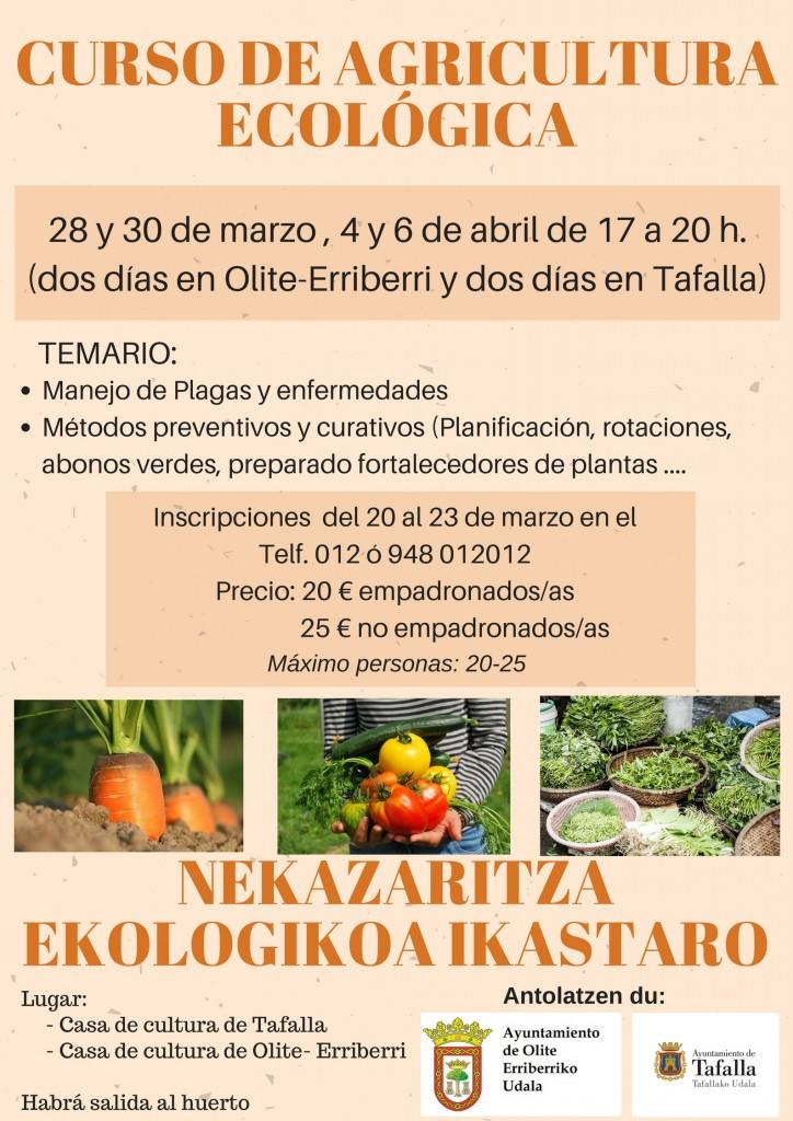 Cursillo Agricultura Ecologica