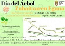 DÍA DEL ÁRBOL /  ZUHAITZAREN EGUNA