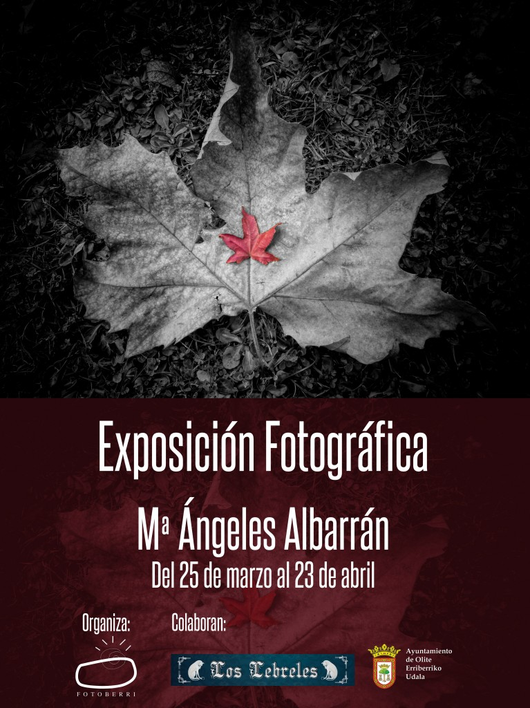 Exposición Fotografica MAngeles Albarran