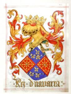 Escudo Evreux-Navarra