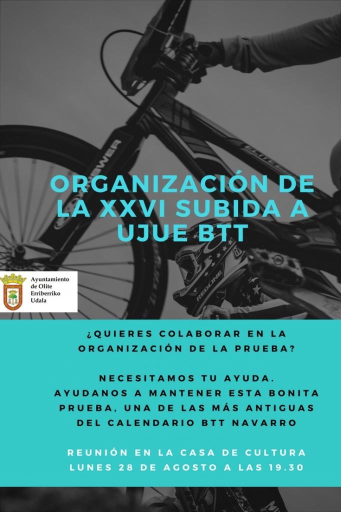 Cartel colaboracion XXVI subida a ujue BTT