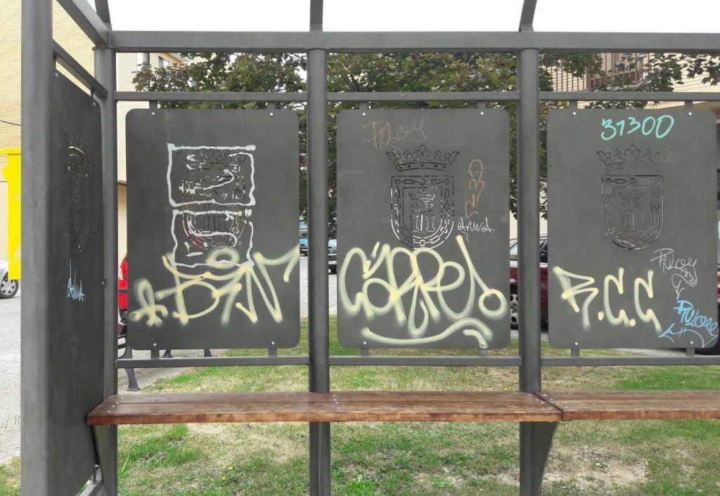 Fotos vandalismo