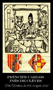 boda principe de viana medievales