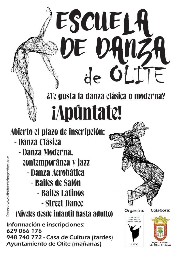 Danza clasica o moderna
