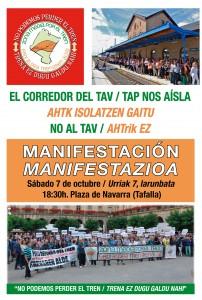 Cartel TAV Tafalla17