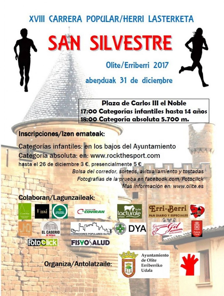 San Silvestre 2017 def