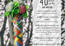 40 Aniversario TXIBIRI DANTZA TALDEA