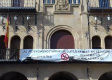 CONCENTRACION HOY VIERNES EN PROTESTA POR LA SUPRESIÓN DEL SERVICIO DE URGENCIAS