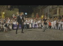 El espectacular 'lip dub' de Nochebuena en 'Dancing Olite Erriberri'