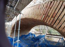 Obras reparación Puente de las Fuenticas