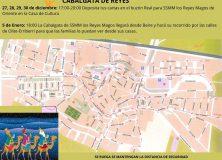 Reyes Navidades 2020 en Olite-Erriberri