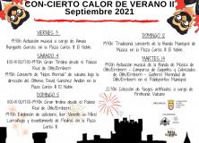 CON-CIERTO CALOR DE VERANO II