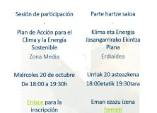 Planes de Acción para el Clima y la Energía Sostenible (PACES)